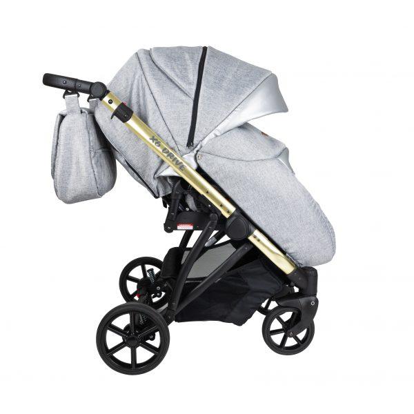 Wózek dziecięcy spacerowy X6 drive