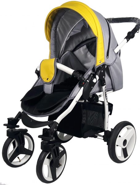 Wózek dziecięcy spacerowy Activ len