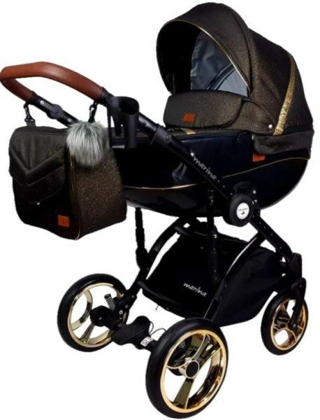 """Wózek dziecięcy """"marina"""" ex 2w1/3w1"""