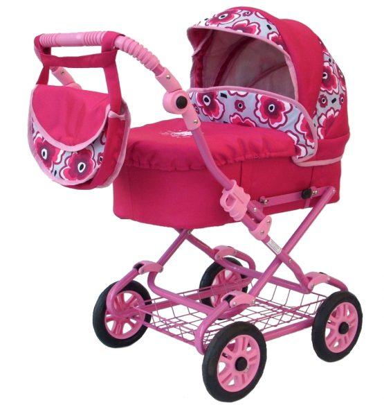 Wózek lalkowy Ania klasik